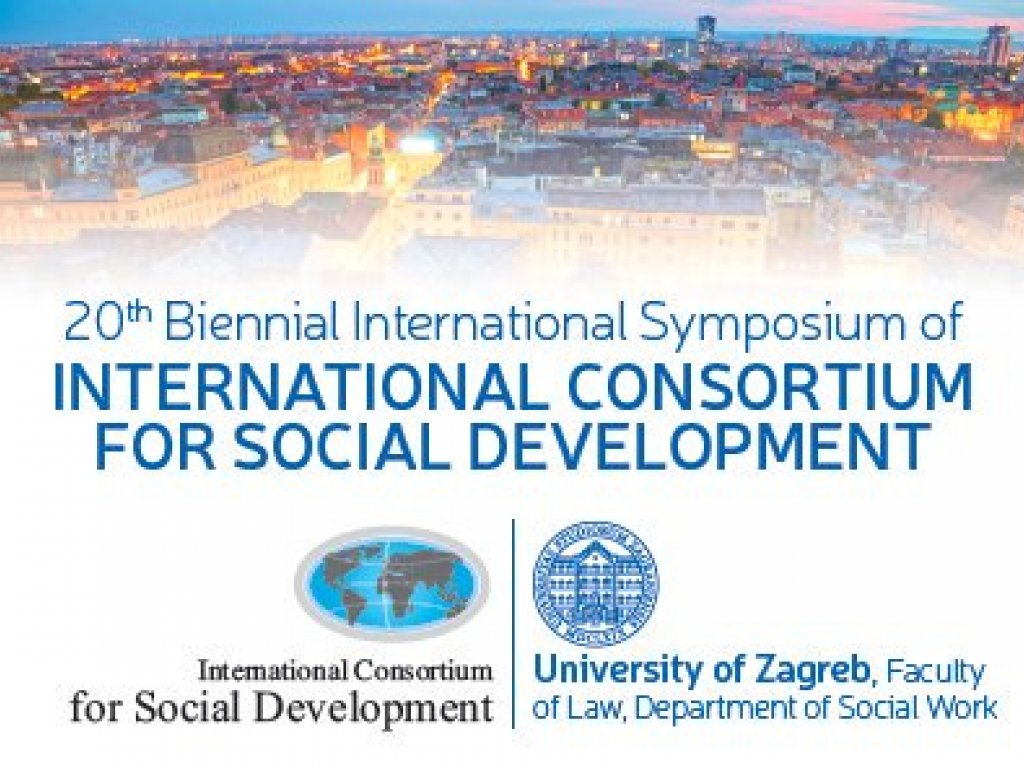 20th Biennial International Symposium of INTERNATIONAL CONSORTIUM FOR SOCIAL DEVELOPMENT