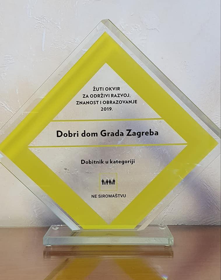 National Geographic Award - YELLOW FRAMEWORK