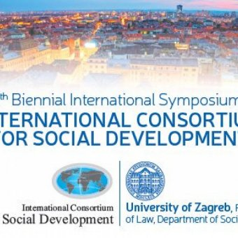20th Biennial International Symposium of INTERNATIONAL CONSORTIUM FOR SOCIAL DEVELOPMENT