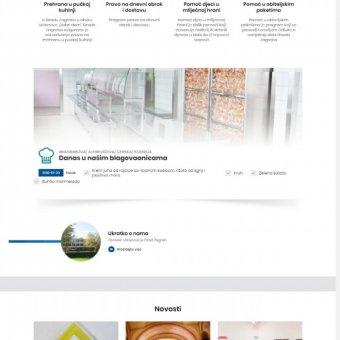 Nove web stranice